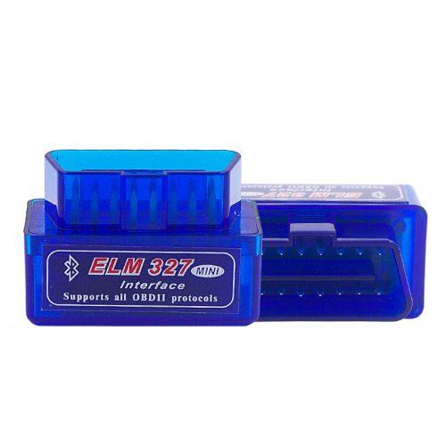 Диагностический Bluetooth сканер ELM327 OBD2 для автомобиля