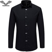 Топ 12 самых популярных мужских рубашек на Алиэкспресс - место 10 - фото 1
