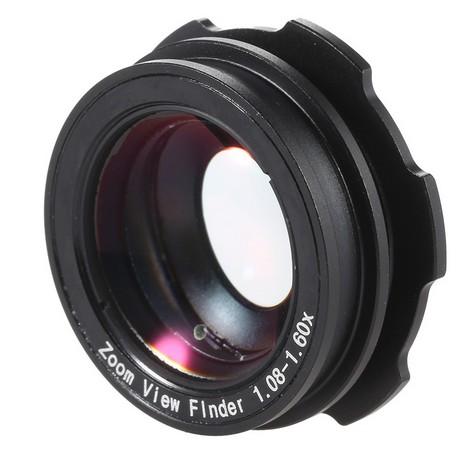 Увеличивающий наглазник для камеры