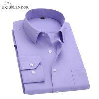 Топ 12 самых популярных мужских рубашек на Алиэкспресс - место 5 - фото 1