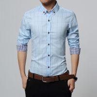 Топ 12 самых популярных мужских рубашек на Алиэкспресс - место 2 - фото 18