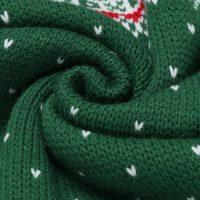 Женские и мужские новогодние свитера с оленями на Алиэкспресс - место 2 - фото 2