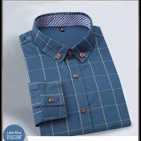 Топ 12 самых популярных мужских рубашек на Алиэкспресс - место 2 - фото 7