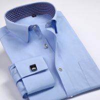 Топ 12 самых популярных мужских рубашек на Алиэкспресс - место 8 - фото 3