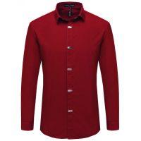 Топ 12 самых популярных мужских рубашек на Алиэкспресс - место 10 - фото 9