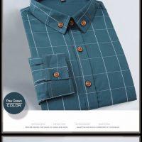 Топ 12 самых популярных мужских рубашек на Алиэкспресс - место 2 - фото 4