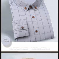 Топ 12 самых популярных мужских рубашек на Алиэкспресс - место 2 - фото 3