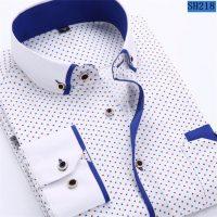 Топ 12 самых популярных мужских рубашек на Алиэкспресс - место 3 - фото 4