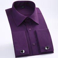 Топ 12 самых популярных мужских рубашек на Алиэкспресс - место 8 - фото 7
