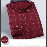 Топ 12 самых популярных мужских рубашек на Алиэкспресс - место 2 - фото 5