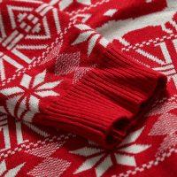 Женские и мужские новогодние свитера с оленями на Алиэкспресс - место 4 - фото 2