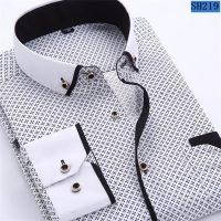 Топ 12 самых популярных мужских рубашек на Алиэкспресс - место 3 - фото 3