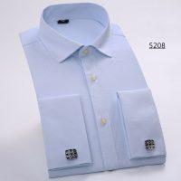 Топ 12 самых популярных мужских рубашек на Алиэкспресс - место 8 - фото 12