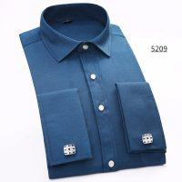 Топ 12 самых популярных мужских рубашек на Алиэкспресс - место 8 - фото 11