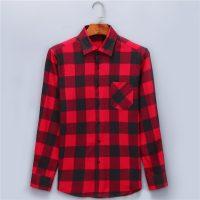 Топ 12 самых популярных мужских рубашек на Алиэкспресс - место 4 - фото 3