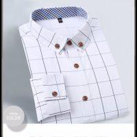 Топ 12 самых популярных мужских рубашек на Алиэкспресс - место 2 - фото 6
