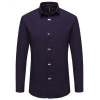Топ 12 самых популярных мужских рубашек на Алиэкспресс - место 10 - фото 8