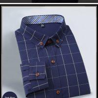 Топ 12 самых популярных мужских рубашек на Алиэкспресс - место 2 - фото 8