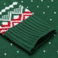 Женские и мужские новогодние свитера с оленями на Алиэкспресс - место 2 - фото 3