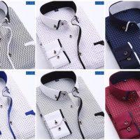 Топ 12 самых популярных мужских рубашек на Алиэкспресс - место 3 - фото 10