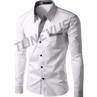 Топ 12 самых популярных мужских рубашек на Алиэкспресс - место 1 - фото 10