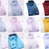 Топ 12 самых популярных мужских рубашек на Алиэкспресс - место 8 - фото 19