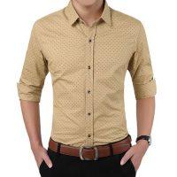 Топ 12 самых популярных мужских рубашек на Алиэкспресс - место 11 - фото 3