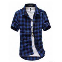 Топ 12 самых популярных мужских рубашек на Алиэкспресс - место 9 - фото 4