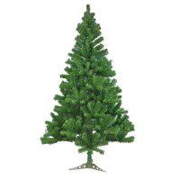 Новогодняя искусственная пушистая елка (90/150 см)