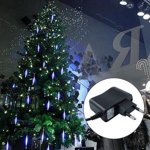 Новогодняя праздничная гирлянда Метеор (Тающие сосульки)