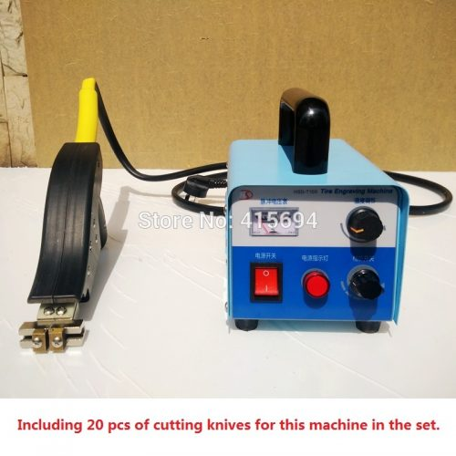 Регрувер машинка для нарезки протектора шин