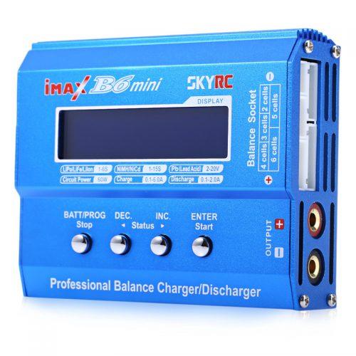 Imax В6 mini Устройство для зарядки и восстановления аккумуляторов различных типов