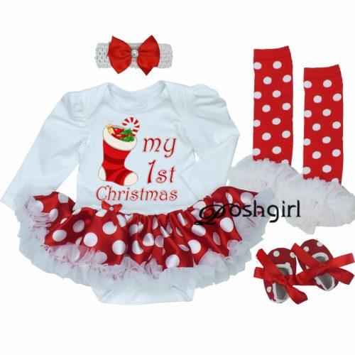 """Новогоднее платье костюм для девочек """"Мой первый новый год"""" и другие"""