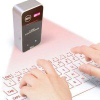 Виртуальная лазерная bluetooth проекция клавиатуры