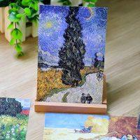 Открытки с репродукциями картин Ван Гога