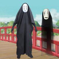 Косплей костюм Безликого из мультфильма Унесенные призраками
