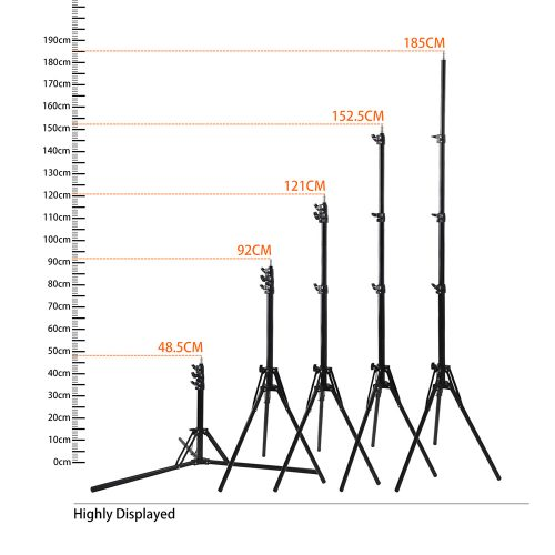 Кольцевая светодиодная лампа для визажиста 18 дюймов, 5500К, 240 лампочек