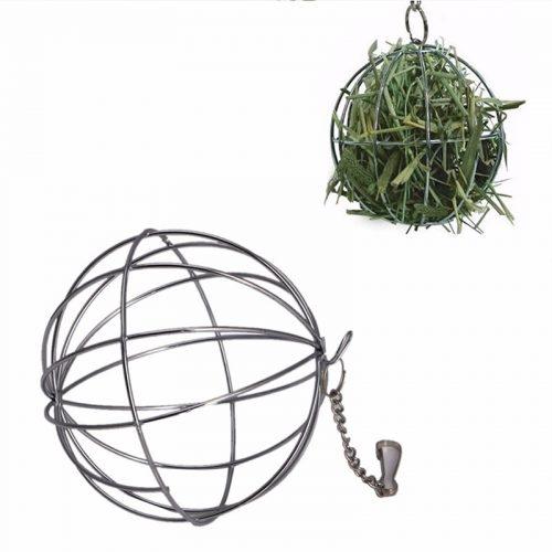 Подвесная кормушка сенница для грызунов