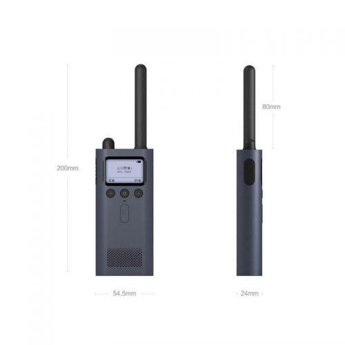 Портативная рация с FM радио XIAOMI Smart Walkie Talkie set