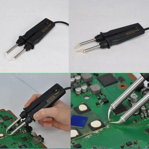 Термопинцет для SMD-компонентов