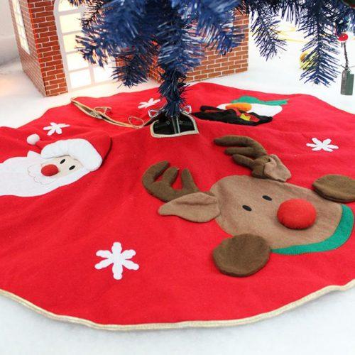 Новогодние коврики под ёлку
