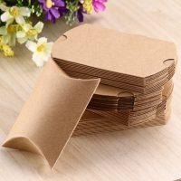 Маленькие бумажные подарочные коробочки 50 шт.