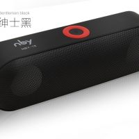 Портативная беспроводная Bluetooth колонка динамик NBY-18 Mini с поддержкой карт памяти