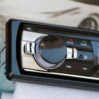 HIEI автомобильная Bluetooth магнитола с дистанционным управлением FM/USB/SD/AUX