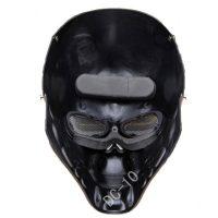 Защитная маска Терминатора для страйкбола, пейнтбола