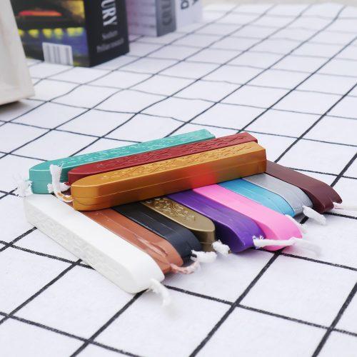 Цветной сургуч с фитилем