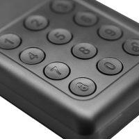 Netac K390 Жесткий внешний диск с паролем USB 3.0, 500 ГБ/1 ТБ