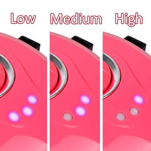 Elera Аэрограф для росписи ногтей и визажа (3 скорости)