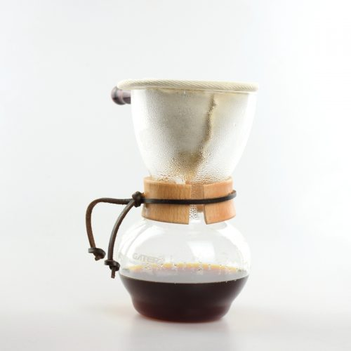 GATER 480CC стеклянная капельная кофеварка