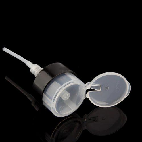 Дозатор флакон для жидкости для снятия лака с помпой